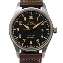IWC Pilot Mark Титан 40mm Чёрный