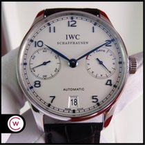 IWC Portuguese Automatic 7 Days Blue Arabic