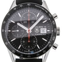 TAG Heuer Carrera Calibre 16 Chronograph 41mm Rubber