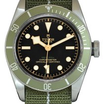 Tudor Black Bay Stål 41mm Svart