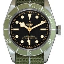 Tudor 79230G Steel Black Bay 41mm pre-owned United Kingdom, London