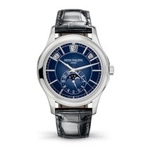 Patek Philippe White gold 40mm Automatic 5205G-013 new