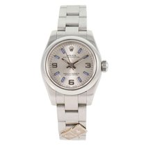 Rolex 26mm Automatic 2013 pre-owned Oyster Perpetual 26 Grey