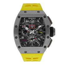 Richard Mille RM011 Titan 2013 RM 011 50mm begagnad