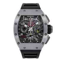 Richard Mille Titanium 50mm Automatic RM011 pre-owned
