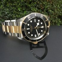 Tudor 41mm Automatic 2019 new Black Bay S&G Black
