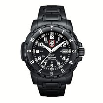Luminox F-117 Nighthawk Steel 46mm Black Arabic numerals