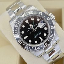Rolex GMT-Master II Steel 40mm Black No numerals United States of America, Virginia, Arlington
