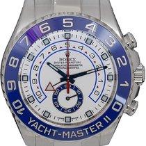Rolex Yacht-Master II Steel 44mm White No numerals United Kingdom, London
