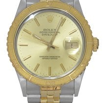 Rolex Datejust Turn-O-Graph Gold/Steel 36mm Gold No numerals United Kingdom, London