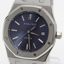 Audemars Piguet Royal Oak Selfwinding Acero 39mm Azul