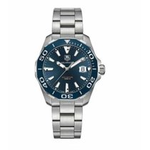 TAG Heuer WAY111C.BA0928 Stal 2019 Aquaracer 300M 41mm nowość