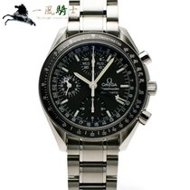 Omega 3520.50 Steel Speedmaster Day Date 38mm pre-owned