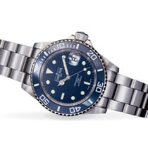Davosa Ternos Automatic Steel 40mm Blue