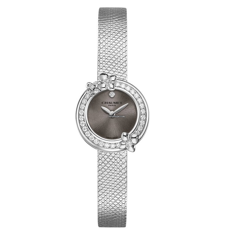 competitive price bb0db 5615d Chaumet Hortensia Eden 21.50 mm