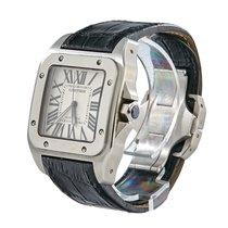 Cartier Santos 100 2656 2014 new