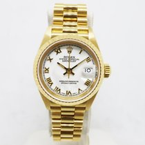 Rolex Yellow gold 26mm Automatic 69178 pre-owned Singapore, Singapore