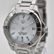 TAG Heuer Aquaracer Lady Steel 32mm Mother of pearl No numerals United States of America, Nevada, Henderson