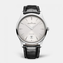 Jaeger-LeCoultre Master Ultra Thin Date Steel 39mm Silver United States of America, Florida, Miami