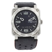 Bell & Ross BR 03 Steel 42mm Black Arabic numerals United States of America, Arizona, SCOTTSDALE
