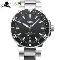 Oris Aquis Date 01 733 7730 4154-07 8 24 05PEB pre-owned