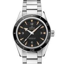 Omega Seamaster 300 nuevo Automático Reloj con estuche y documentos originales 233.30.41.21.01.001