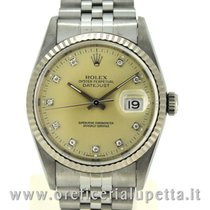 Rolex Datejust Quadrante con brillanti 16234