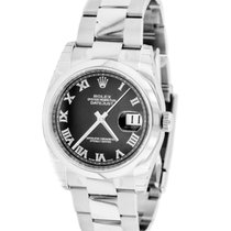 Rolex 36MM Oyster Perpetual Datejust Watch