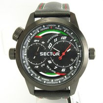 Sector Ocel 48mm Quartz nové
