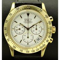 Zenith El Primero Chronograph 06-0050-400 1990 pre-owned