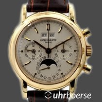 Patek Philippe Grande Complication Gelbgold 18kt Ref.3970E...