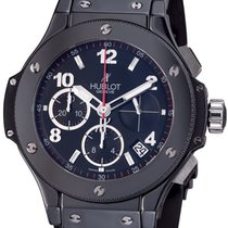 Hublot Big Bang Chronograph Ceramic Black Magic 4 41 mm