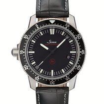 Sinn EZM 3 mission timer with magnetic field protection...