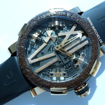 Romain Jerome Steampunk Red Auto Titanic - DNA Limited 2012 -...