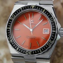 Omega Seamaster Rare 1970s Swiss Made Stainless St Men's 39mm...