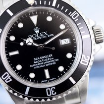 Rolex Sea-Dweller #16600 Steel - Serial P 2000 - Just Serviced