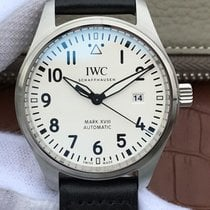 IWC IW327002 Steel 2019 Pilot Mark 40mm new