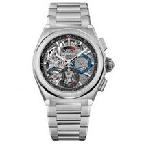 Zenith 95.9000.9004/78.M9000 Titanium Defy El Primero 44mm new United States of America, Pennsylvania, Holland