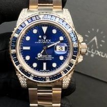 Rolex 116659SABR White gold Submariner (Submodel) 40mm