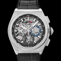 Zenith Defy El Primero Titanium 44.00mm Transparent United States of America, California, San Mateo
