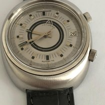 Jaeger-LeCoultre Steel 38mm Automatic Jaeger-LeCoultre Memovox pre-owned