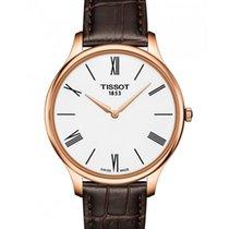 Tissot Tradition nieuw 39mm Goud/Staal