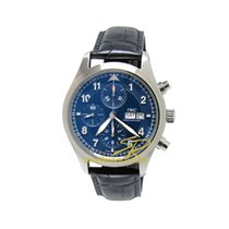 IWC Pilot Spitfire Chronograph new 42mm Steel