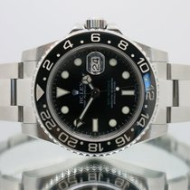 Rolex GMT Master II with Box and Papers