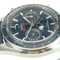 Omega Speedmaster Professional Moonwatch Moonphase Stahl 44,25mm Blau Deutschland, München