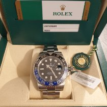 Rolex 116710BLNR Acciaio GMT-Master II