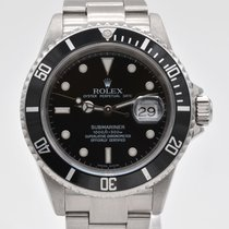 Rolex 16610 Steel 2004 Submariner Date 40mm pre-owned