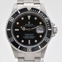 Rolex 16610 Acero 2004 Submariner Date 40mm usados