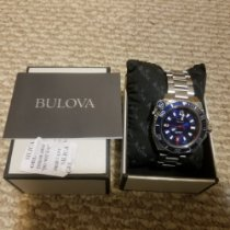 Bulova Steel 50mm Quartz 98B168 new Canada, Calgary