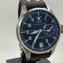IWC Große Fliegeruhr gebraucht 46mm Stahl